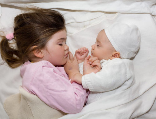 Kako uspavati dete?